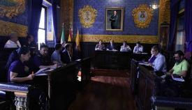 Celebrada la reunión de la Junta Local de Extinción de Incendios Forestales