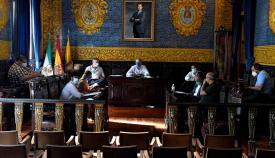 Este viernes, último pleno del curso político en Algeciras