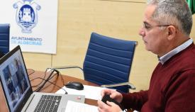 El pleno ordinario de noviembre en Algeciras se celebrará este lunes