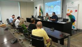 Eva Pajares y Alberto Cremades inauguraron las jornadas en Algeciras