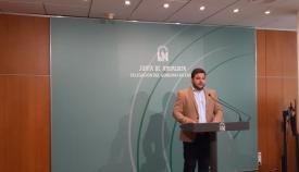 Miguel Rodríguez, delegado territorial de Justicia