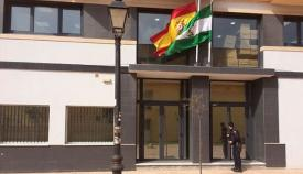 Una sede judicial de La Línea. Foto: NG