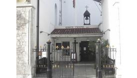 Actual iglesia anglicana de King's Chapel, antes perteneciente al convento de franciscanos