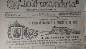 La Farándula y su campaña en pro del Parque de los Sitios. Foto Archivo