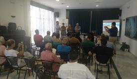 Andalucía Emprende ha celebrado ya varios talleres informativos en la comarca