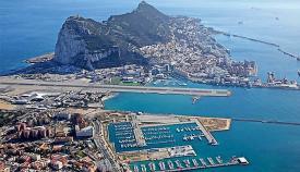 La Línea y Gibraltar. Foto NG