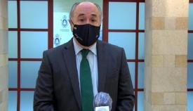 Landaluce exige al Gobierno la segunda fase del proyecto de los colectores