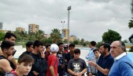 El candidato del PP a la alcaldía de Algeciras, José Ignacio Landaluce