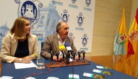 José Ignacio Landaluce, alcalde de Algeciras y senador por el PP