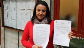 La concejal Laura Ruiz, en una imagen de archivo. Foto: NG