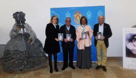 Antonio Molina presenta su novela 'Mujer andaluza nacida para sufrir'
