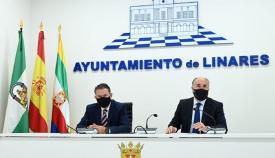 Landaluce reivindica el desarrollo de las infraestructuras ferroviarias