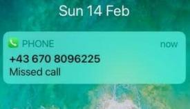 También avisaron de llamadas fraudulentas desde el extranjero. Foto RGP