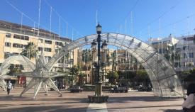 Llamamiento municipal a la responsabilidad en Algeciras para Navidad