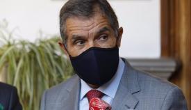Lorenzo del Río, presidente del TSJA. Foto: NG