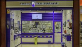 La Lotería Nacional reparte más de 73.000 euros en Algeciras