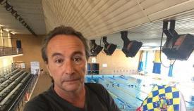 Luis Arostegui renueva como director técnico del Waterpolo Algeciras