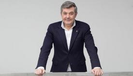 Luis Ángel Fernández, presidente de la Mancomunidad del Campo de Gibraltar
