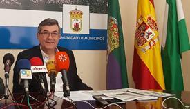 Luis Ángel Fernández, presidente de Mancomunidad