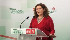 Araceli Maese, secretaria de Organización de PSOE de San Roque