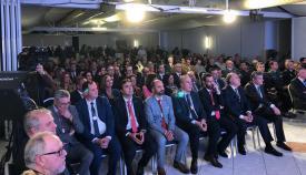 Sociedad y política se reunieron en torno a los premios comarcales