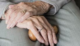 La mayoría eran usuarios de los servicios de residencia de ancianos. Foto NG
