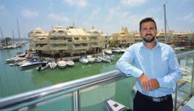 Manuel Jiménez es el nuevo presidente de Marinas de Andalucía
