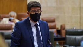 Juan Marín, vicepresidente de la Junta de Andalucía