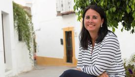 Marina García, PP de San Roque