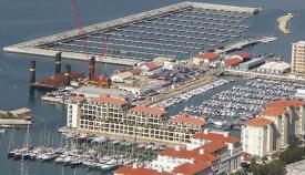 Marinas de embarcaciones privadas en Gibraltar