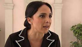 Marlene Hassan, líder de Together Gibraltar. Foto NG