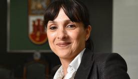 La líder de TG, Marlene Hassan-Nahon. Foto NG