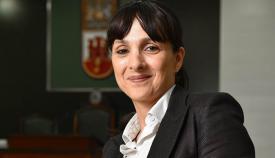 Marlene Hassan, de Together Gibraltar, en imagen de archivo