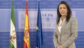 La almeriense Marta Bosquet es la nueva presidenta del Parlamento de Andalucía