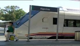 Renfe invertirá 13.5 millones de euros para mejorar las locomotoras de Algeciras