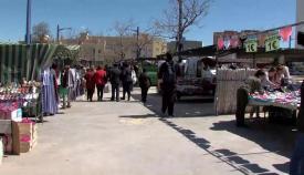 El mercadillo de Algeciras vuelve al Parque Feria