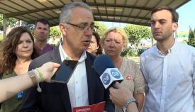 El PSOE rechaza la distribución de la representación municipal del nuevo consejo de Emalgesa