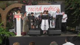 Izquierda Unida prepara la XXIII edición del recital poético de San Isidro