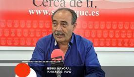 Jesús Mayoral, portavoz del Partido Independiente del Valle del Guadiaro