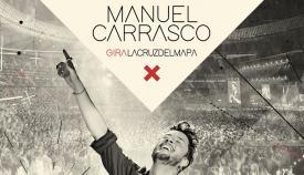 Manuel Carrasco aplaza su concierto de Algeciras hasta mayo de 2022