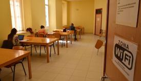 Las mejoras se centran en la sala de estudios del Diego Salinas de San Roque