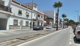 Imagen del Camino del Almendral, en San Roque