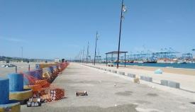 Agaden propone medidas para solucionar los residuos del mercadillo