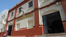 Fachada princial del Mercado de La Línea. Foto: lalínea.es