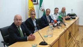 Mesa de Coordinación Operativa para la Seguridad en el Campo de Gibraltar