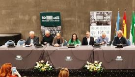 Ponentes linenses y gibraltareños participaron en la mesa redonda
