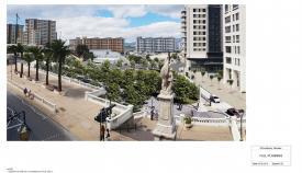 Midtown es una de las zonas verdes donde podría ubicarse, Foto GG