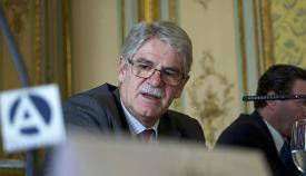 El ministro español de Asuntos Exteriores, Alfonso Dastis