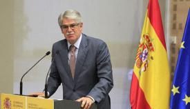 El ministro de Exteriores, Alfonso Dastis, en imagen de archivo