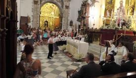San Roque prepara los actos para su Patrona que no tendrá procesión